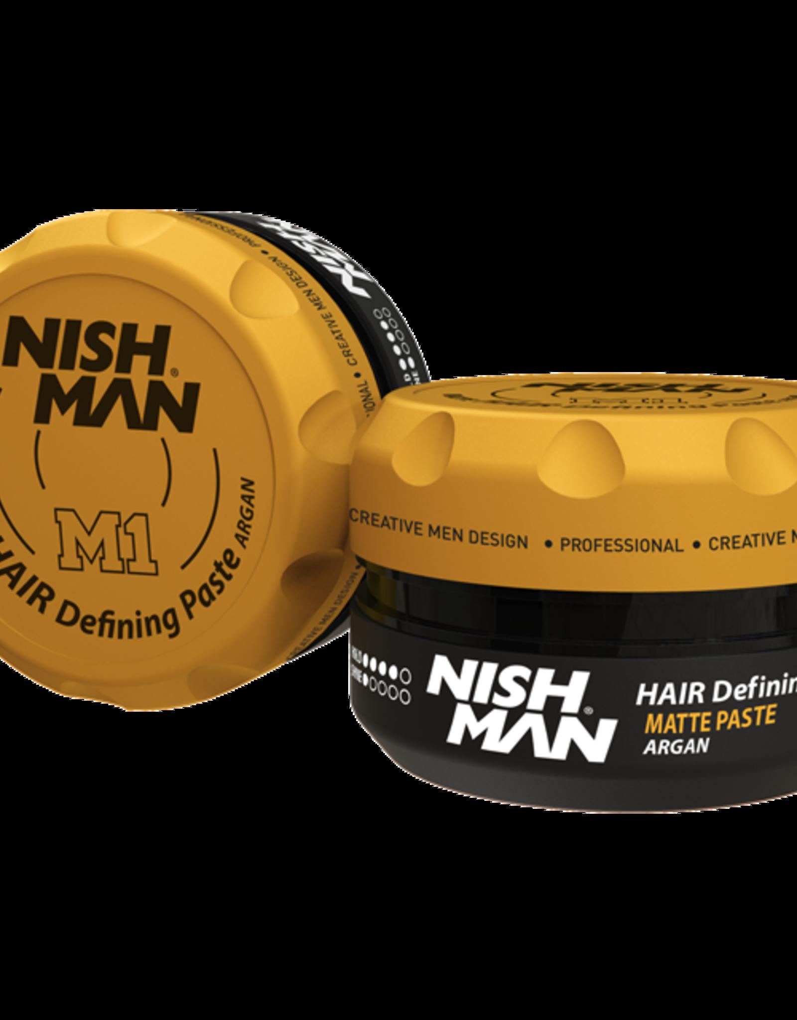 Nishman New Matte Styling Serie 100 ml