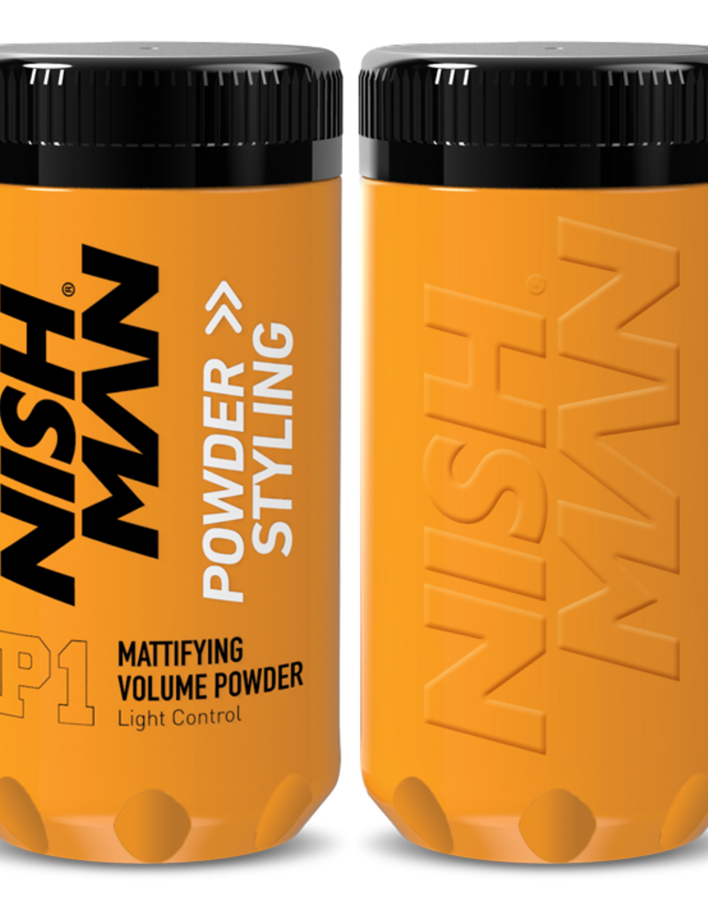 Nishman Powder Hair Styling Wax