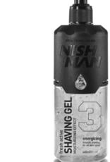 Nishman Shaving Gel 400 ml