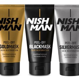 Nishman Peel-Off Mask 150 ml