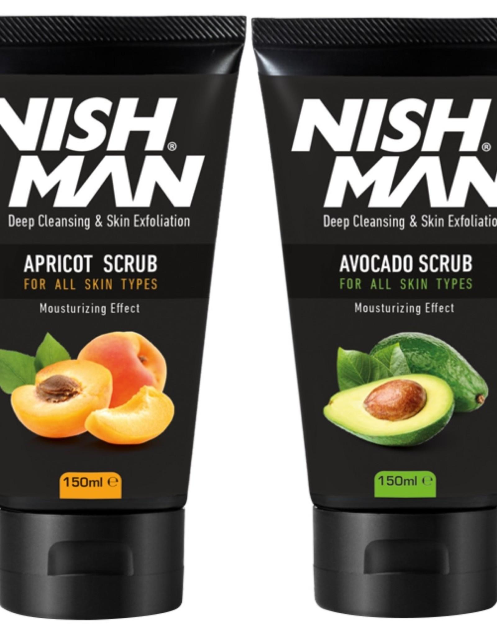 Nishman Face Scrub