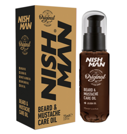 Nishman Beard & Mustache Care Oil 75ml