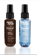 Nishman Beard & Mustache Spray Adonis & Genius