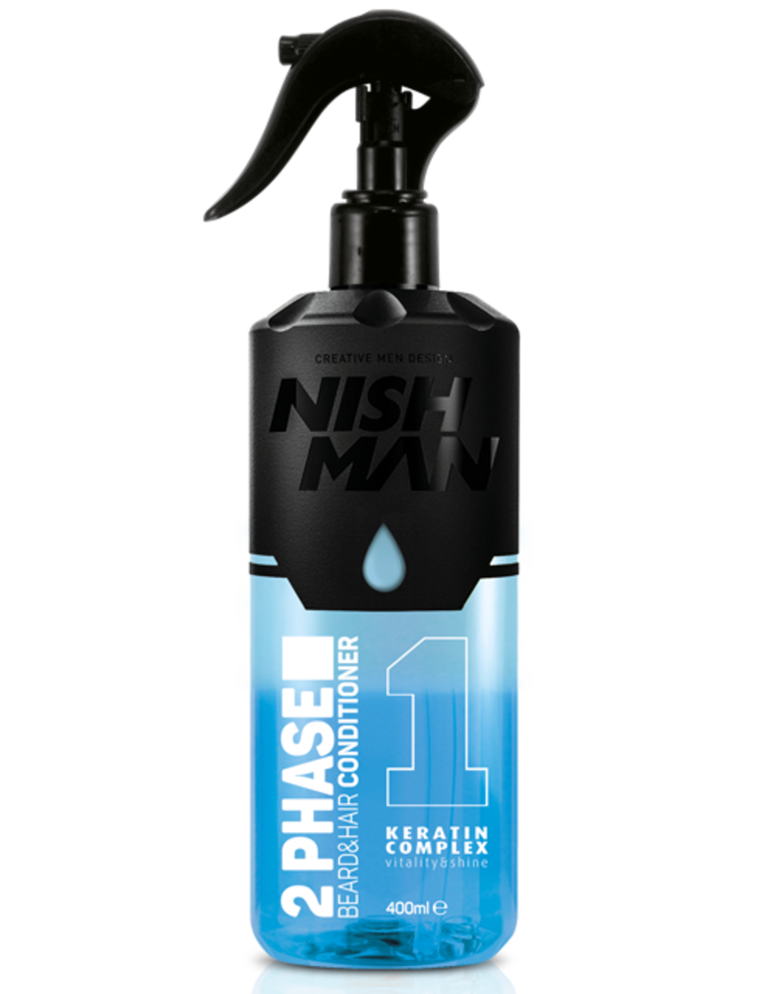 Nishman Two Phase Beard & Hair Conditioner