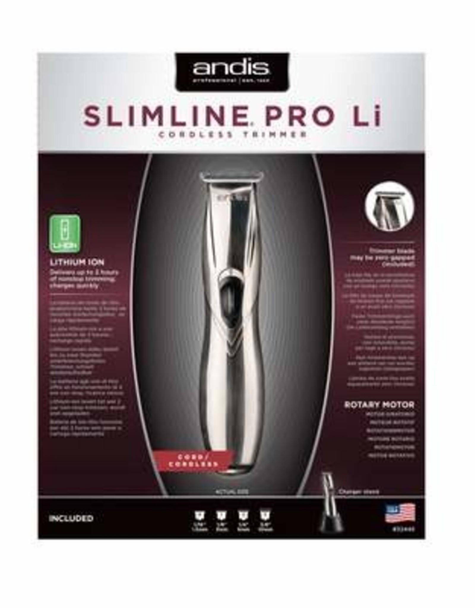 Andis Trimmer Slimline Pro Li