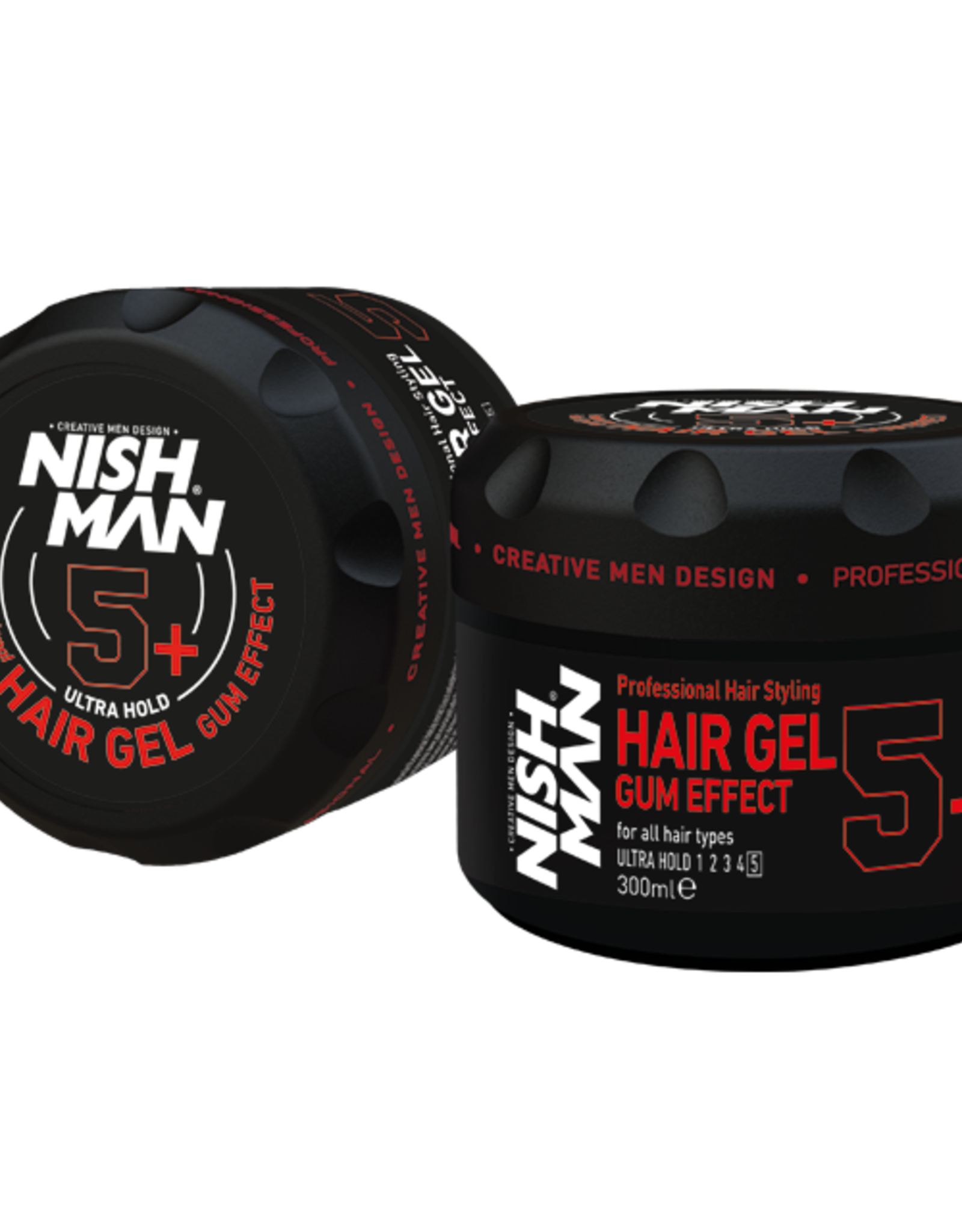 Nishman Hairgel Gum Effect 5+