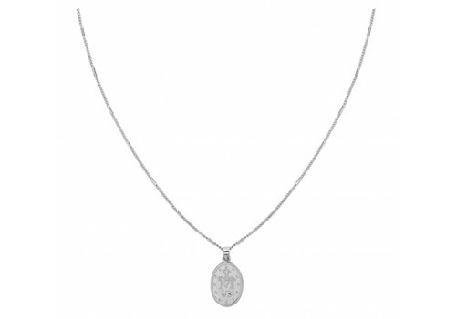 yehwang Ketting Mary Zilver