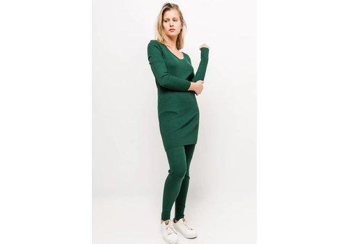 Clashy Inspired knit pak groen- ONE SIZE