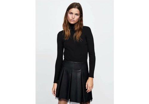 Clashy Clashy - Little black leather skirt