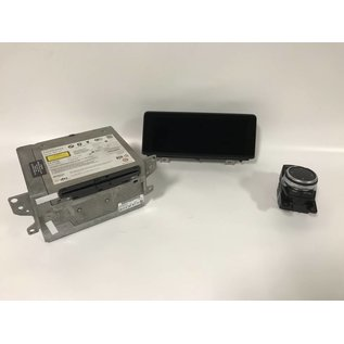 BMW BMW NBT Navigatie Systeem Met touch controller