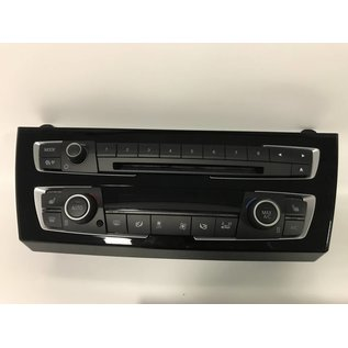 BMW BMW F2X radio / Kachelbediening High