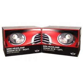 MINI Mini R56 Xenon 25W retrofitset zwart