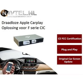 Thommy.nl Apple Carplay module CIC Fserie