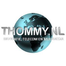 Thommy.nl Standaard montage Carplay