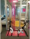 Deskbike parkeermat - Handig voor in de klas