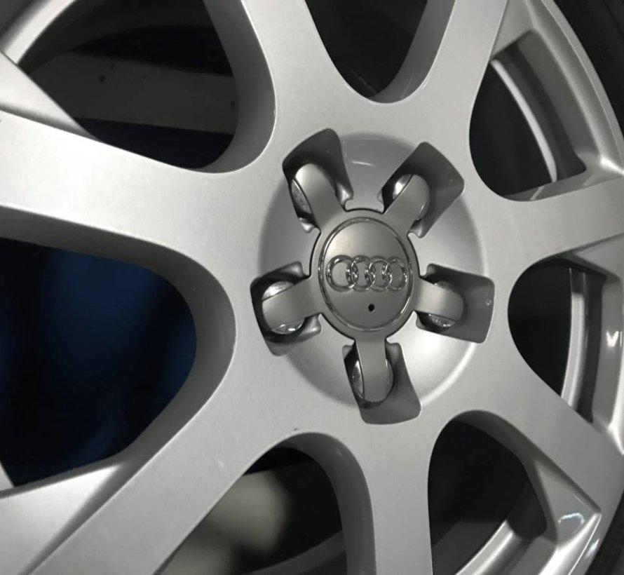 Audi 17 inch 7 spaak velgen + winterbanden Q5
