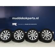 "Volvo Volvo 19"" 10-spaaks Turbine Silver velgen + Continental zomerbanden XC90 >2016"