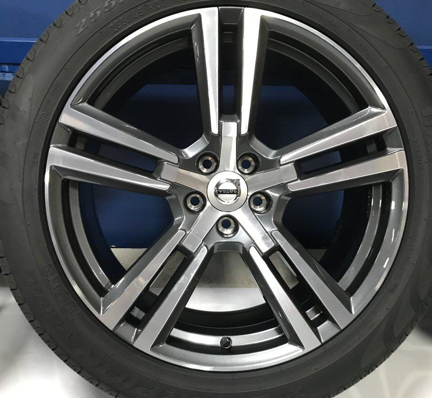 Volvo nieuwe 20 inch 5×2 Spaaks velgen + Zomerbanden XC60 ll vanaf 2016