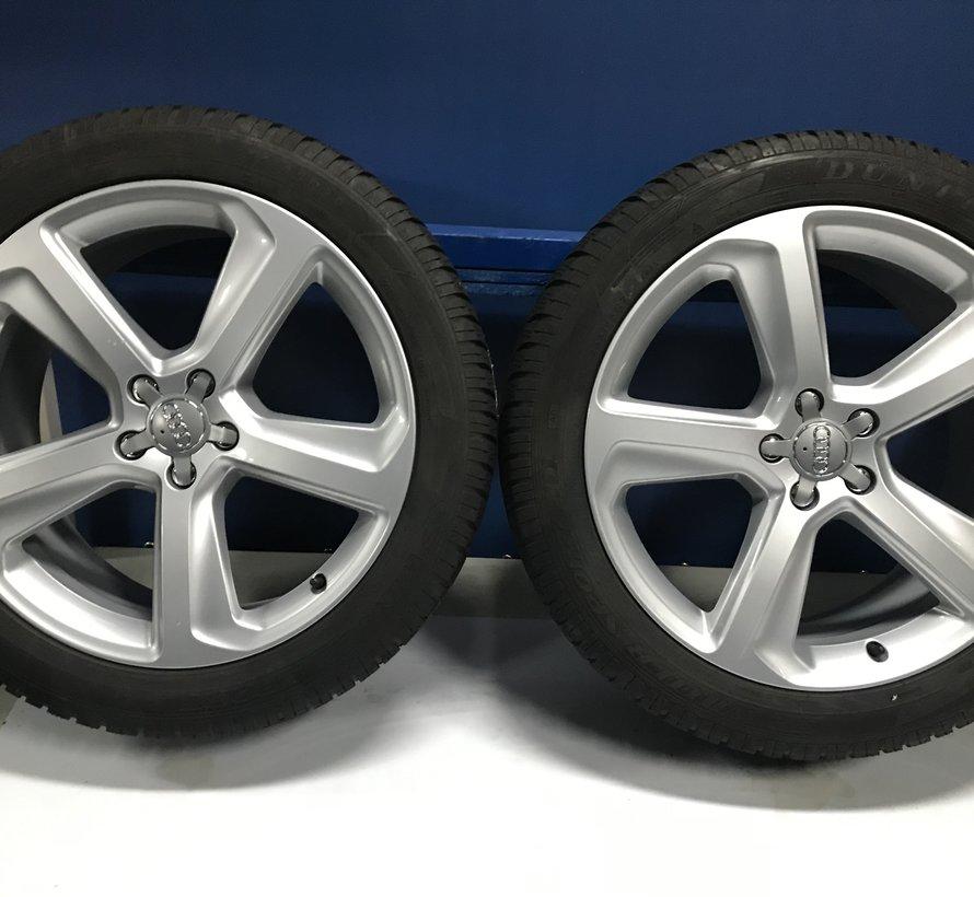 Audi Q5 20 inch lichtmetalen velgen 5-arm + winterbanden