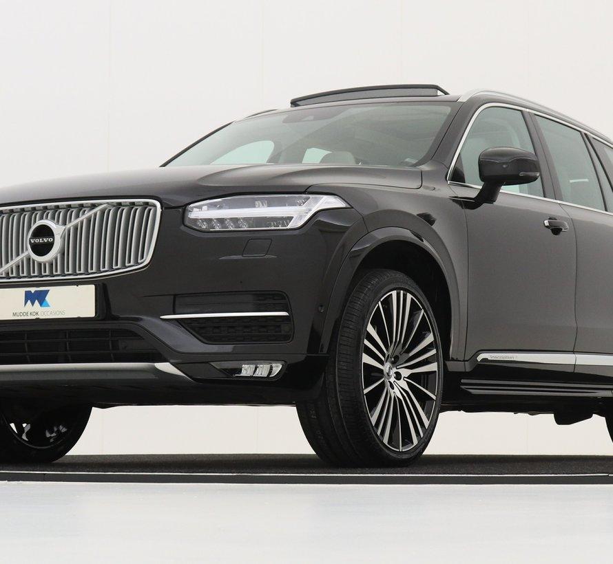 Volvo 22 inch 20 spaaks velgen + zomerbanden XC90 ll vanaf 2015