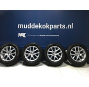 "Volvo Volvo 18"" Nieuwe 5-Y-Spoke Silver velgen + Pirelli winterbanden  XC60  >2016"