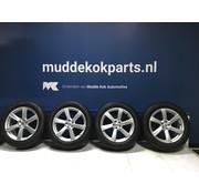 Volvo Volvo 19 inch 6-spaaks Turbine Silver velgen + Pirelli zomerbandenXC90 >2016