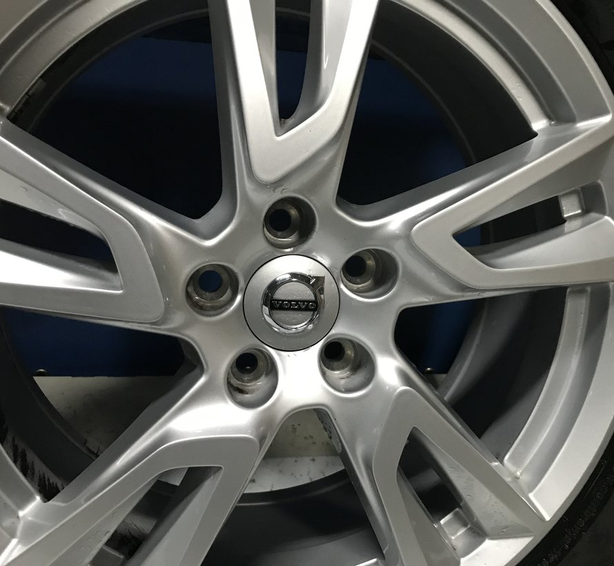 Volvo 18 inch 5 dubbel spaak velgen  V90CC  XC40 XC60 2017-