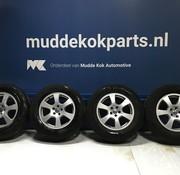 Volvo Volvo 17 inch Segin velgen XC70 lll  V60CC l S60CC XC60 l tot 2016