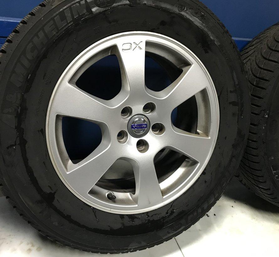 Volvo 17 inch Segin velgen XC70 lll  V60CC l S60CC XC60 l tot 2016
