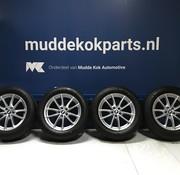 BMW Bmw 18 inch velgen 618 V-Spaak + zomerbanden X3 X4