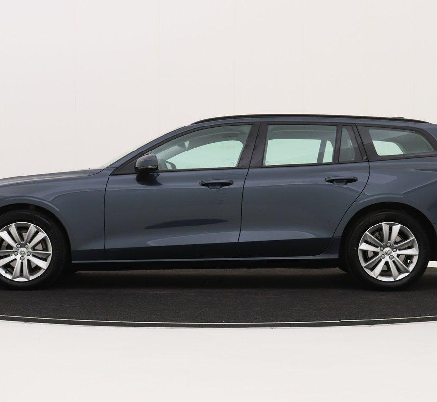 Volvo 17 inch 5 Dubbel spaak velgen + zomerbanden V60 ll S60 lll vanaf 2018