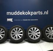 Volvo Volvo 19 inch 10 - spaaks turbine velgen + zomerbanden  XC90 ll > 2015