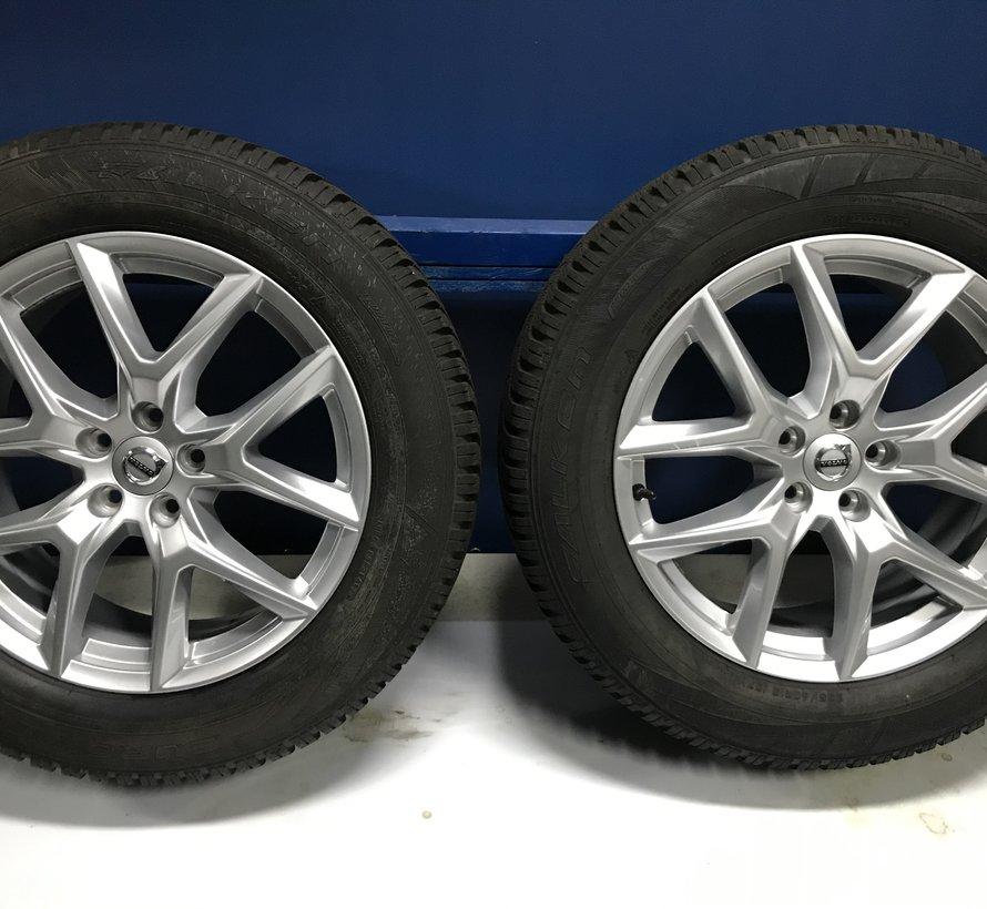 Volvo NIEUWE 18 inch Y spaak velgen + Allseason banden