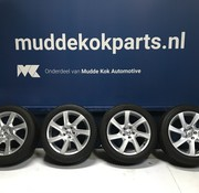 Volvo Volvo NIEUWE 17 inch Pandora velgen  + winterbanden V70  lll V60 ll S60 ll
