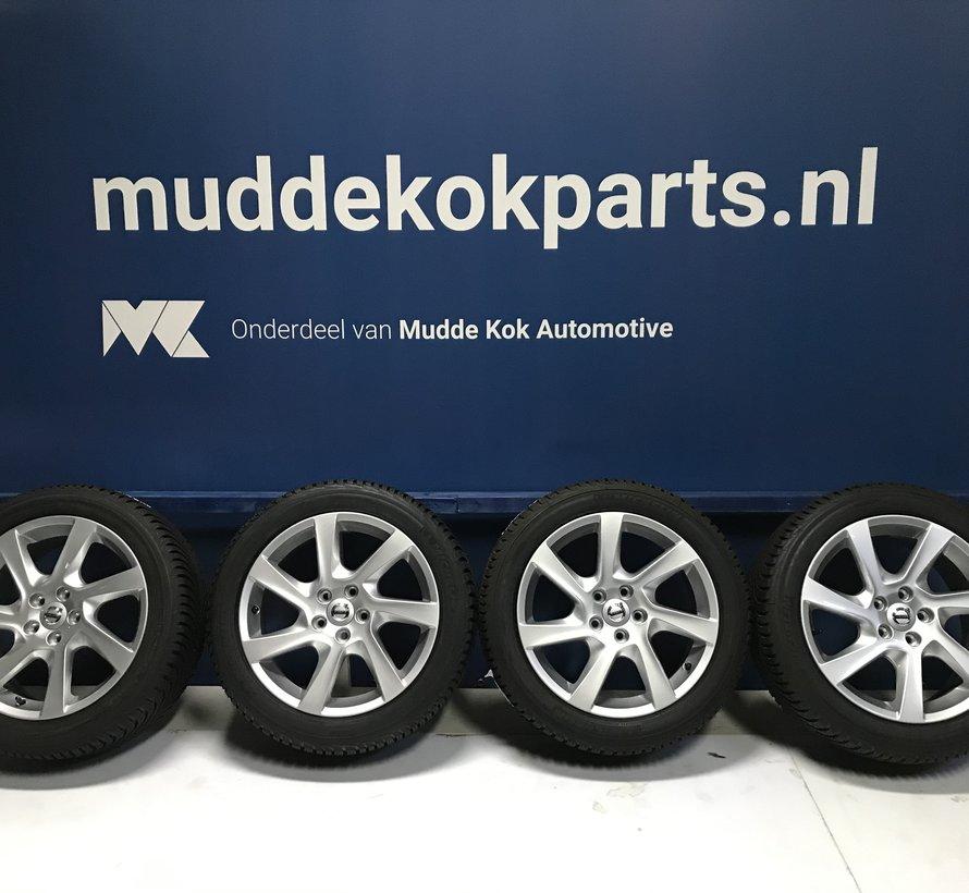 Volvo NIEUWE 17 inch Pandora velgen  + winterbanden V70  lll V60 ll S60 ll