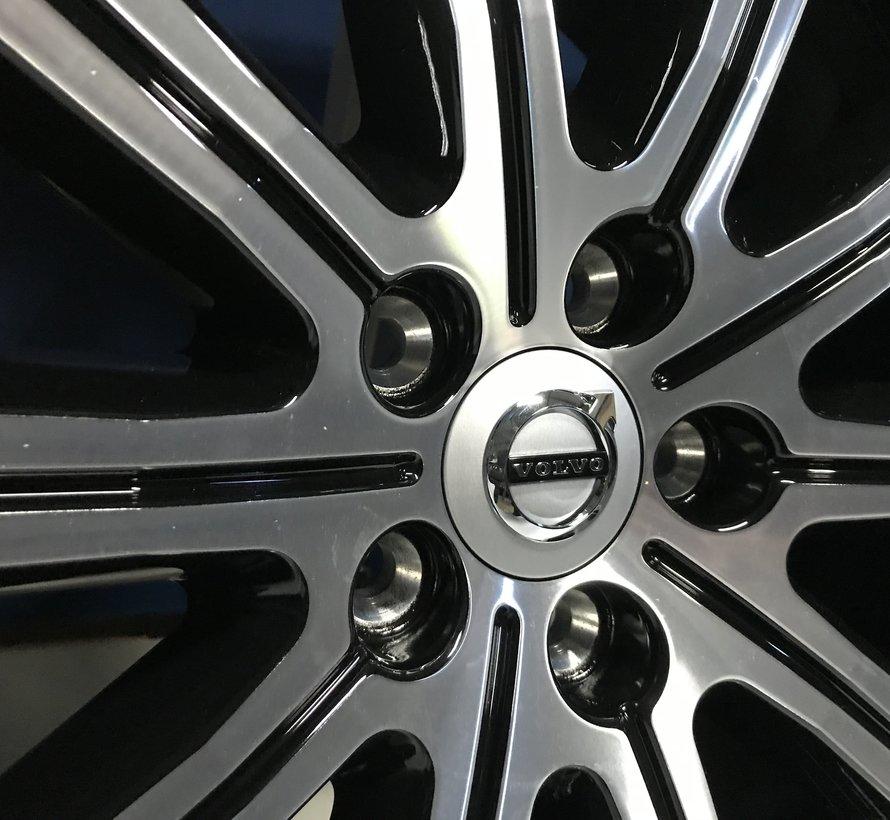 Volvo NIEUWE 18 inch Titania velgen + zomerbanden V70 / V60 l / S80 / S60 ll