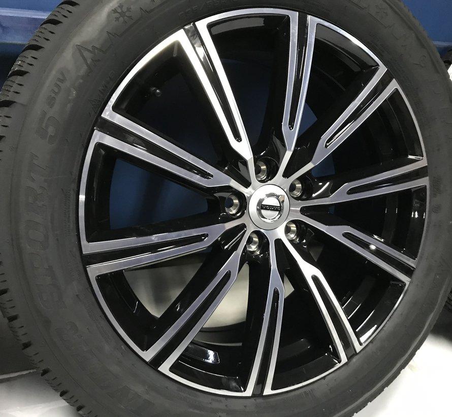 Volvo NIEUWE 19 inch Inscription velgen + zomerbanden XC60 ll vanaf 2017