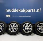 Volvo Volvo 18 inch Pan velgen + winterbanden XC60 tot 2017