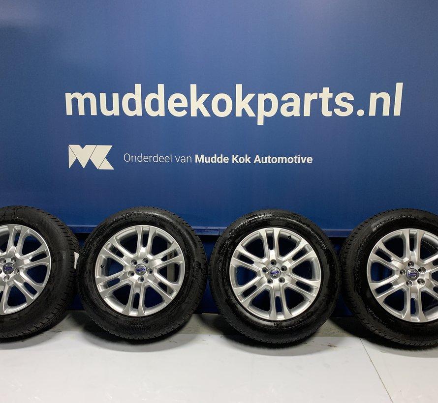 Volvo 18 inch Pan velgen + winterbanden XC60 tot 2017