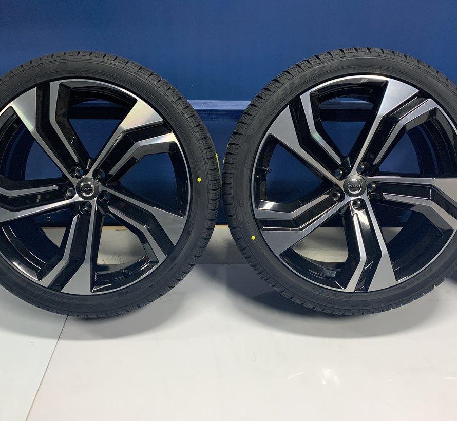 Volvo NIEUWE 20 inch 5 dubbel spaak velgen + winterbanden XC90 2015-
