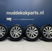 Volvo Volvo 19 inch turbine velgen + Zomerbanden  XC90 ll