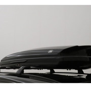 Landrover Dakkoffer/bagagebox Landrover Discovery Sport 410 liter inclusief dakdragers