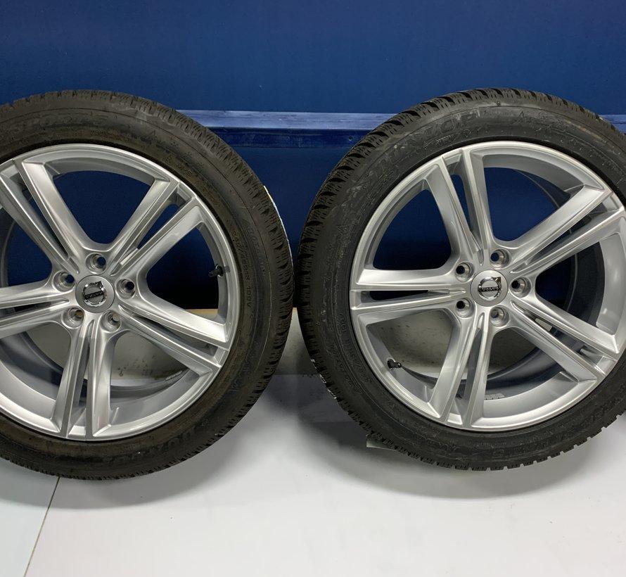 Volvo NIEUWE 18 inch velgen + winterbanden S90 V90