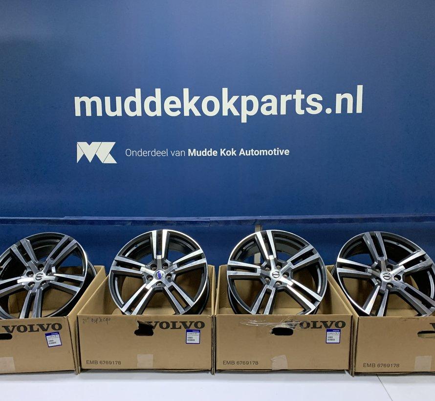 Volvo nieuwe 20 inch 5×2 Spaaks velgen  XC60 2016-