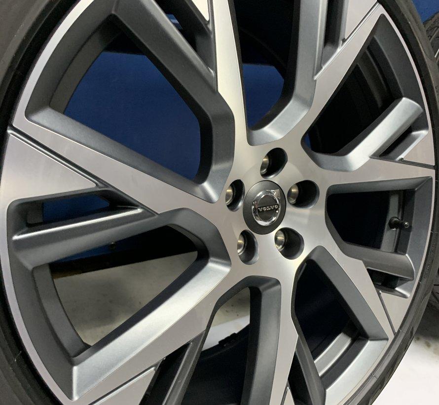 Volvo 21 inch NIEUWE 7 spaak velgen + Zomerbanden XC40