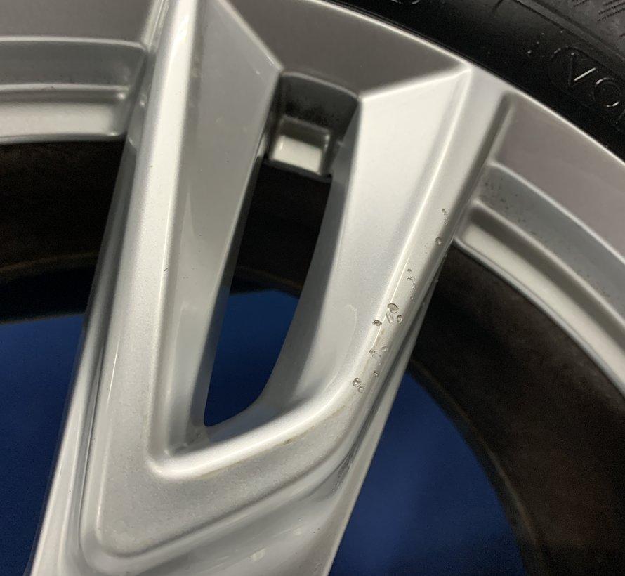 Volvo 18 inch 5 dubbel spaak velgen  V90CC  XC40