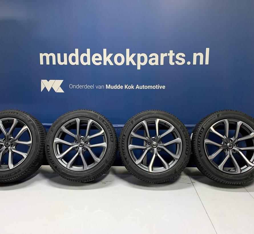 Volvo NIEUWE 20 inch velgen 5-Dubbelspaaks + winterbanden XC90 2015-