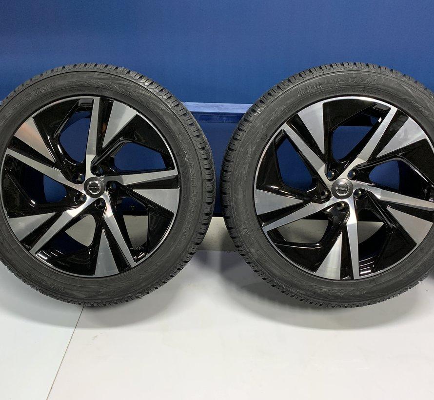 Volvo NIEUWE 20 inch R-design velgen + winterbanden XC90 2015-