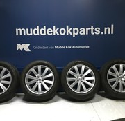 Volvo Volvo 19 inch 10 spaaks turbine velgen + zomerbanden  XC90 ll vanaf  2015