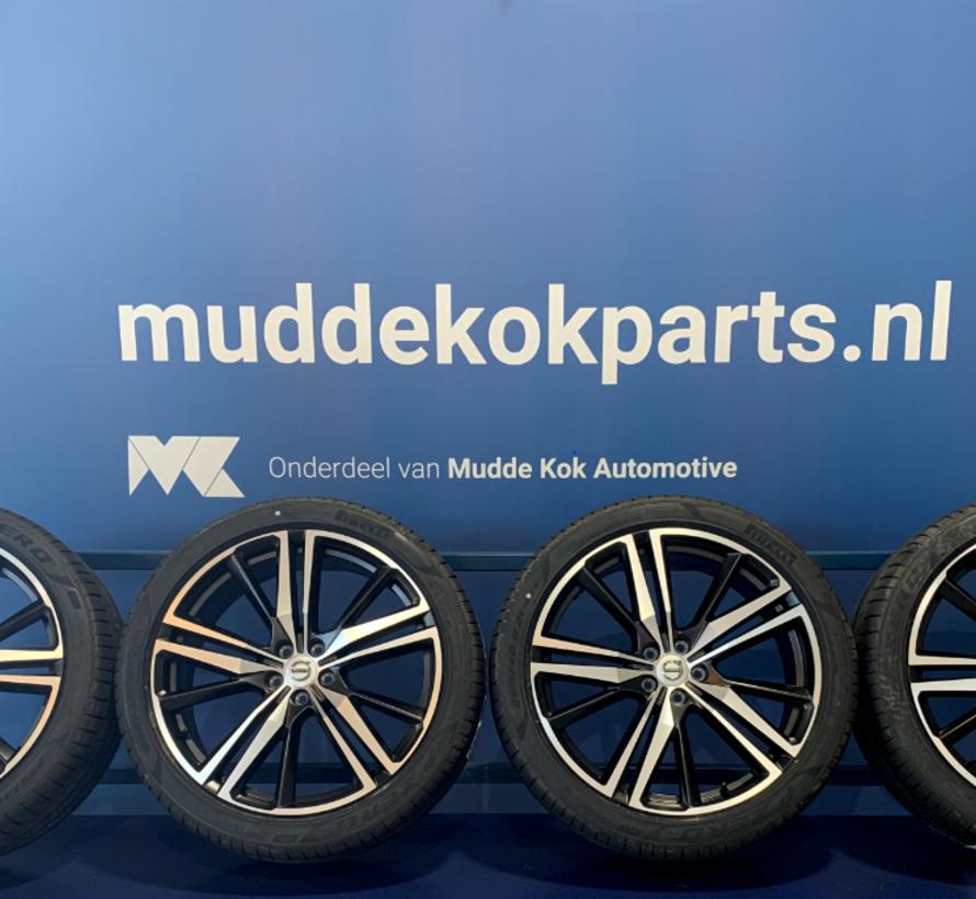 Volvo 21 inch NIEUWE R-design velgen + zomerbanden XC60 2017-